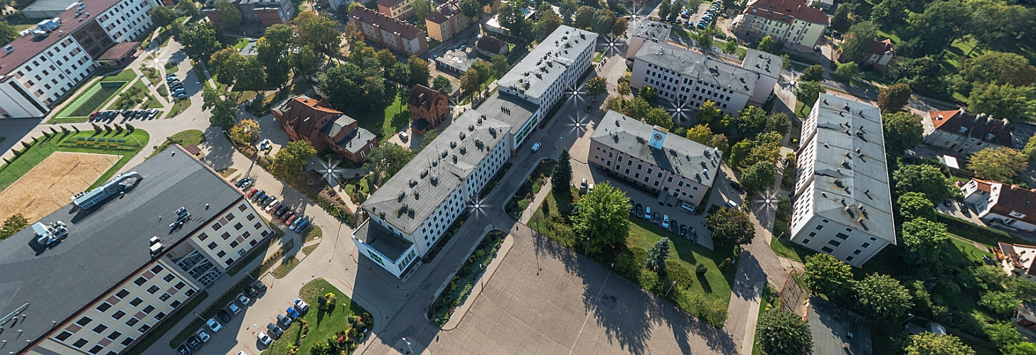 Virtual tour of the Police Academy in Szczytno